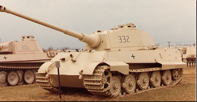 Why Is The Tiger Ii Such A Beautiful Tank Quora